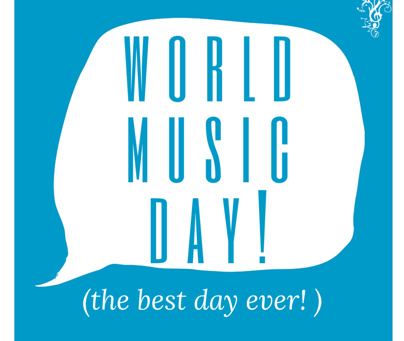 World Music Day!