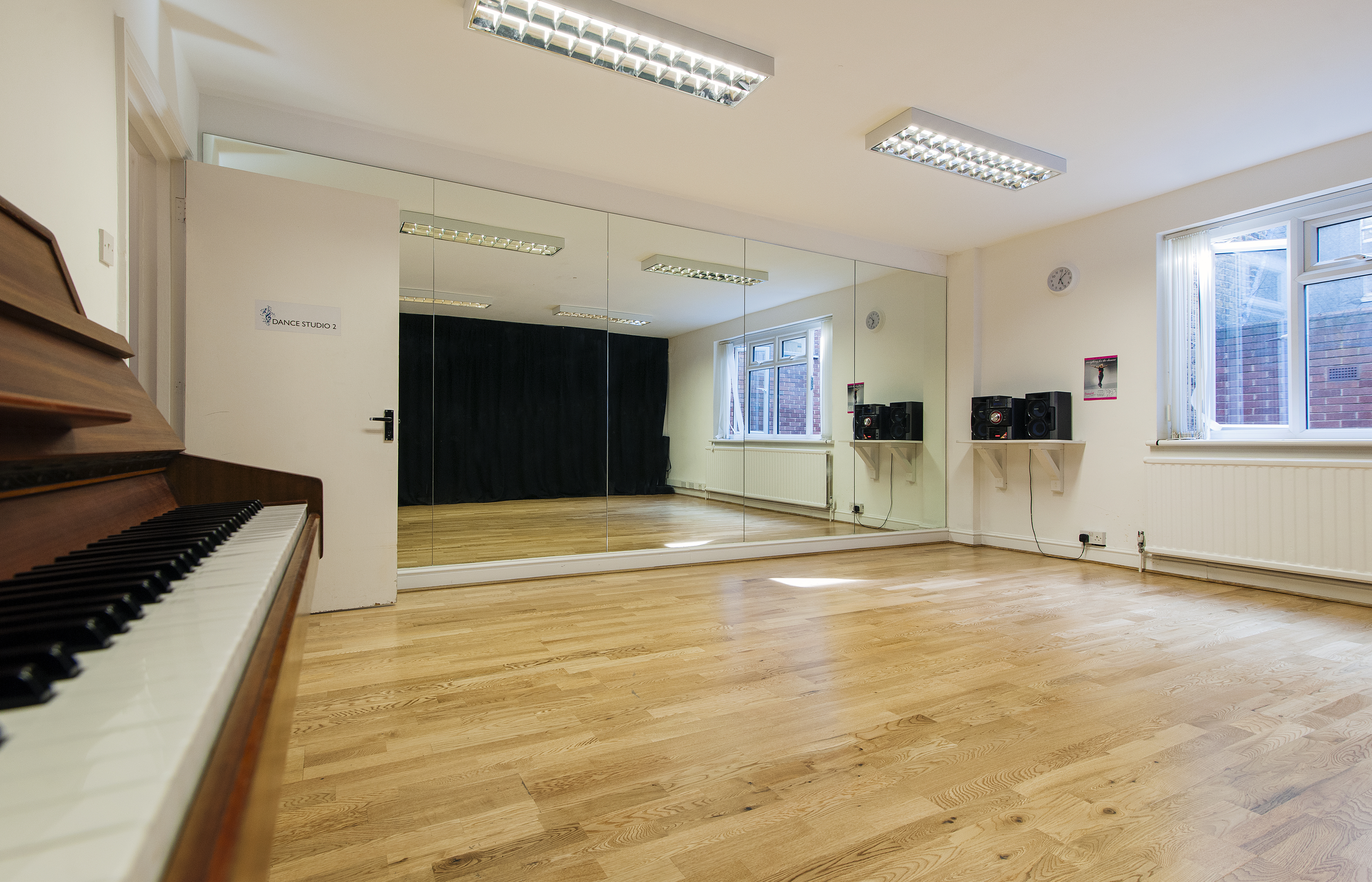 Rehearsal Studios Available In The Heart Of Camden Town